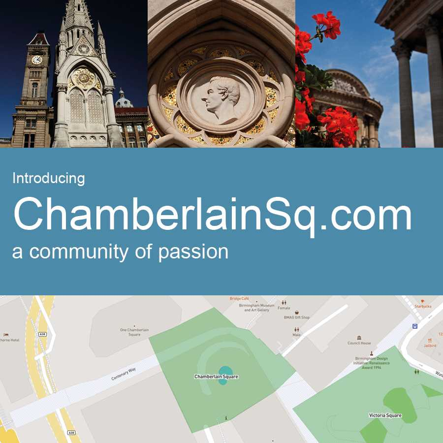 Introducing ChamberlainSq.com - a FreeTimePays Community of Passion